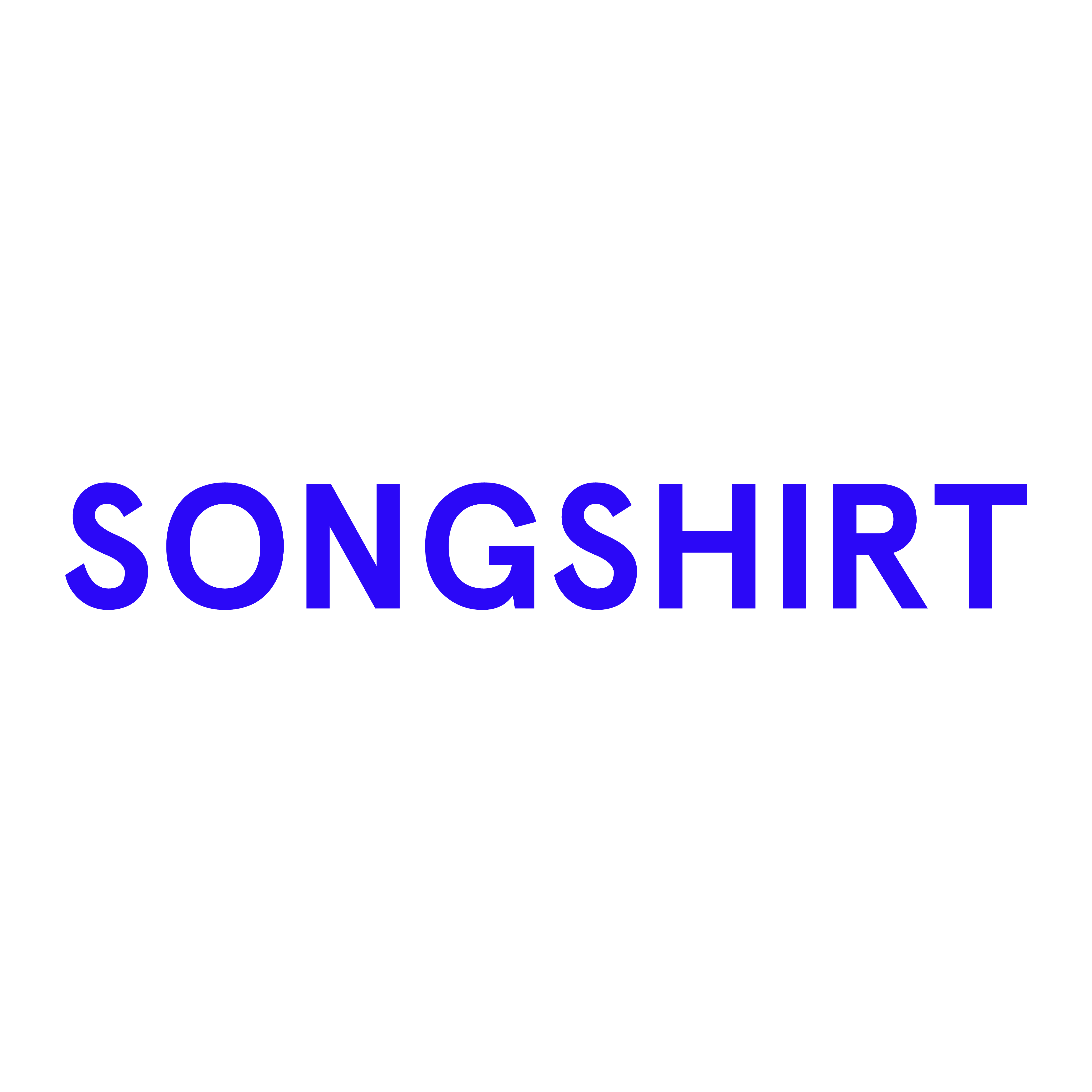 Songshirt - Groenewoud Marketing